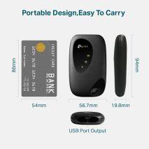 lắp đặt THIẾT BỊ PHÁT WIFI DI ĐỘNG TP-LINK M7200 giá rẻ
