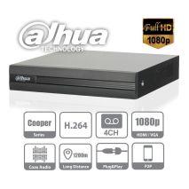 Lắp đặt Bộ 4 Camera 2.0Mp Dahua (Trong Nhà Hoặc Ngoài Trời) giá rẻ tại Hà Nội