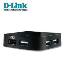 BỘ CHIA USB D-LINK DUB-H4/EW chính hãng giá rẻ
