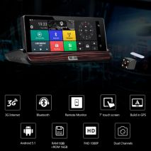 Lắp đặt CAMERA HÀNH TRÌNH V40(3G) PHISUNG giá rẻ