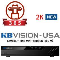 Bán Bộ 4 Camera 4.0Mp KBVISION (Trong Nhà Hoặc Ngoài Trời) chính hãng tại Hà Nội