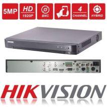 Địa chỉ bán Bộ 4 Camera 3.0Mp Hikvision (Trong Nhà Hoặc Ngoài Trời) uy tín tại Hà Nội