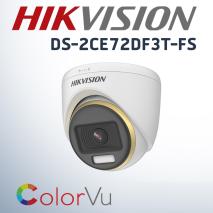 địa chỉ bán CAMERA HD-TVI HIKVISION DS-2CE72DF3T-F giá rẻ,