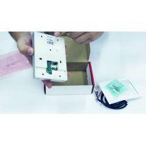 Lắp đặt BỘ KIỂM SOÁT VÀO RA ĐỘC LẬP DS-K1T801M giá rẻ