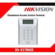 Lắp đặt BỘ KIỂM SOÁT RA VÀO ĐỘC LẬP HIKVISION DS-K1T802E giá rẻ
