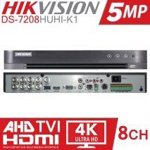 Địa chỉ bán Bộ 8 Camera 3.0Mp Hikvision (Trong Nhà Hoặc Ngoài Trời) uy tín tại Hà Nội