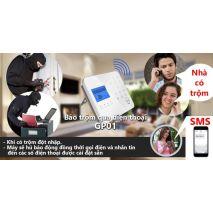 Lắp đặt BỘ BÁO TRỘM CẢM ỨNG GSM SMARTZ GP01 giá rẻ