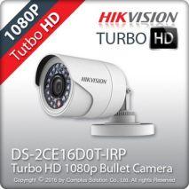 Bán và lắp đặt Bộ 1 Camera 2.0Mp Hikvision (Trong Nhà Hoặc Ngoài Trời) uy tín