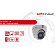 Mua, lắp đặt Bộ 5 Camera 3.0Mp Hikvision (Trong Nhà Hoặc Ngoài Trời) uy tín