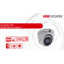 Mua, lắp đặt Bộ 8 Camera 3.0Mp Hikvision (Trong Nhà Hoặc Ngoài Trời) uy tín