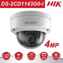 Bộ 2 Camera Ip 4.0Mp Hikvision (Trong Nhà Hoặc Ngoài Trời) chính hãng giá rẻ