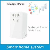 Lắp đặt Ổ CẮM WIFI THẾ HỆ MỚI BROADLINK SP MINI 3 giá rẻ