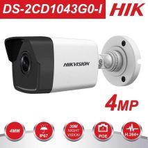 Mua Bộ 4 Camera Ip 4.0Mp Hikvision (Trong Nhà Hoặc Ngoài Trời) chính hãng