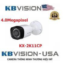 Mua Bộ 4 Camera 4.0Mp KBVISION (Trong Nhà Hoặc Ngoài Trời) giá tốt