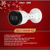 Mua Bộ 4 Camera Ip 2.0Mp Dahua (Trong Nhà Hoặc Ngoài Trời) giá tốt