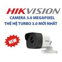 Địa chỉ bán Bộ 5 Camera 3.0Mp Hikvision (Trong Nhà Hoặc Ngoài Trời) uy tín tại Hà Nội