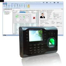 Lắp đặt Máy chấm công vân tay + thẻ cảm ứng RITA 9089 giá rẻ