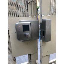 Lắp đặt Khóa cổng sắt vân tay PHGlock FE38 giá rẻ
