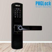 lắp đặt Khóa cửa vân tay PHGLock FP8030 tại hà nội