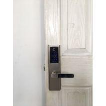 Lắp đặt Khóa cửa điện tử PHGLock FP8161 uy tín chất lượng