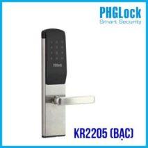 Khóa cửa điện tử PHGLock KR2205 đại lý uy tín