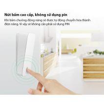 CHUÔNG KHÔNG DÂY KHÔNG DÙNG PIN HBM007 chính hãng giá rẻ