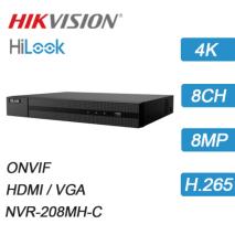 Lắp đặt Đầu ghi hình IP 8 kênh Hilook NVR-208MH-C