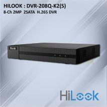 Bán Đầu ghi 8 kênh HDTVI Hilook DVR-208Q-K2(S)