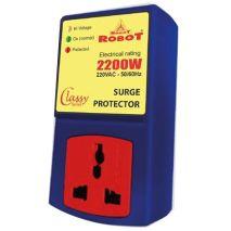 Ổ cắm bảo vệ sốc điện & chống sét ROBOT SP2200
