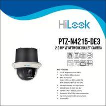 Camera IP Speed Dome Hilook PTZ-N4215-DE3 (non-IR PTZ)