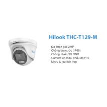 Bán Camera Dome HDTVI 2MP Hilook THC-T129-M