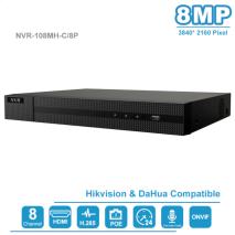 Đầu ghi hình IP 8 kênh Hilook NVR-108MH-C/8P(B)