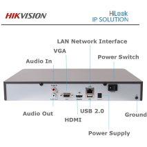Đầu ghi hình IP 16 kênh Hilook NVR-116MH-C