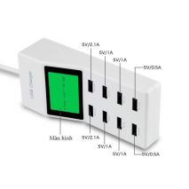 Ổ cắm sạc USB 8 cổng YC-CDA6