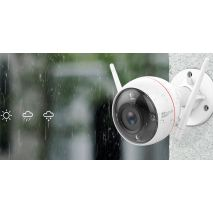 Lắp Camera thân wifi Ezviz C3W 4MP (ColorNightVision Pro)