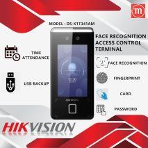 Sửa chữa Máy chấm công nhận diện khuôn mặt DS-K1T341AMF