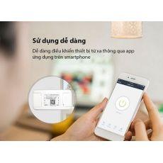 Hộp công tắc WiFi thông minh HMT10/16