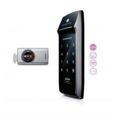 lắp đặt Khoá cửa điện tử SAMSUNG SHS-2320XMK/EN