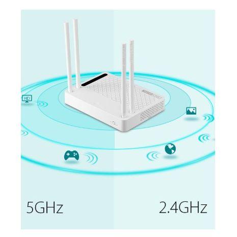 Mua Bộ phát wifi Totolink A3002RU AC 1200Mbps ở đâu uy tín