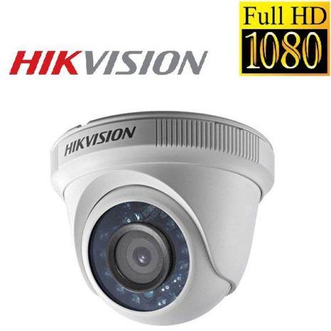 Bộ 3 Camera 2.0Mp Hikvision (Trong Nhà Hoặc Ngoài Trời) chính hãng giá rẻ